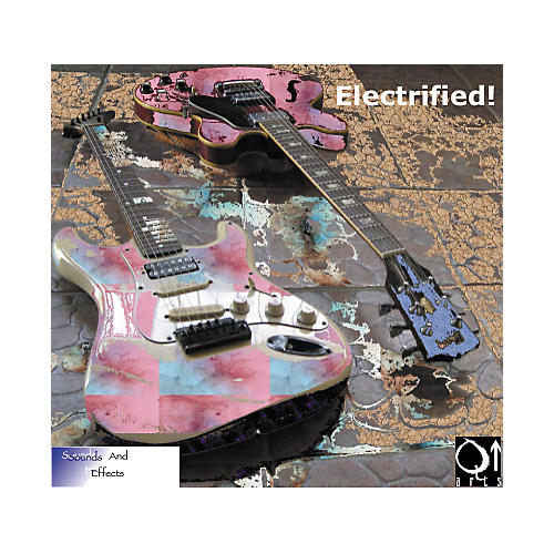 Q Up Arts Producer Series V1 Electrified Guitars Reason DVD-thumbnail