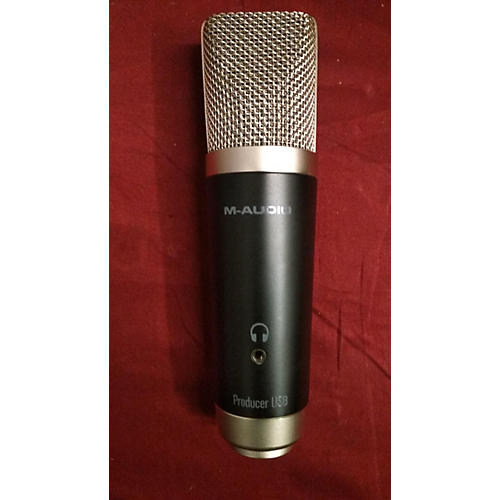 M-Audio Producer Usb Condenser Microphone