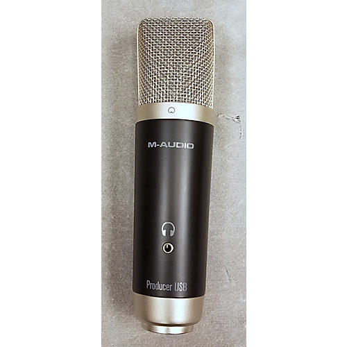 M-Audio Producer Usb USB Microphone-thumbnail