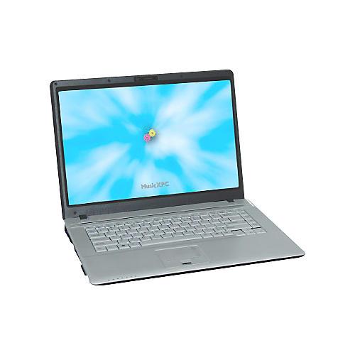 MusicXPC Professional 1510 M-Series Audio Production Laptop Computer-thumbnail