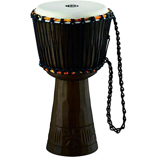 Meinl Professional African Djembe Medium African style Carving