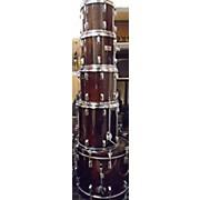 Pearl Professional Dlx Series Drum Kit