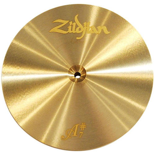 Zildjian Professional High Octave - Single Note Crotale A#