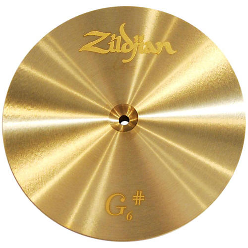 Zildjian Professional Low Octave - Single Note Crotale G#