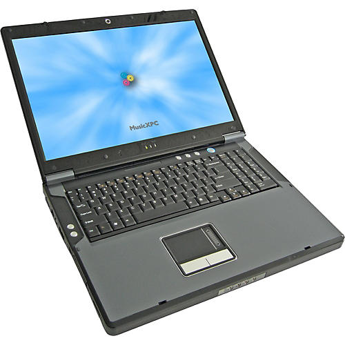 MusicXPC Professional M7 Laptop Computer