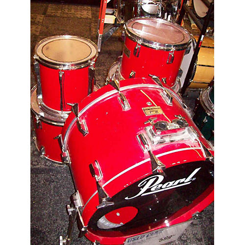 Pearl Professional Mlx Series Drum Kit-thumbnail