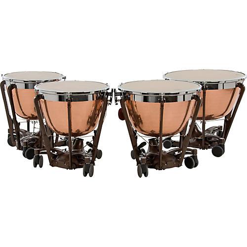 Adams Professional Series Generation II Cambered Copper Timpani, Set of 4-thumbnail