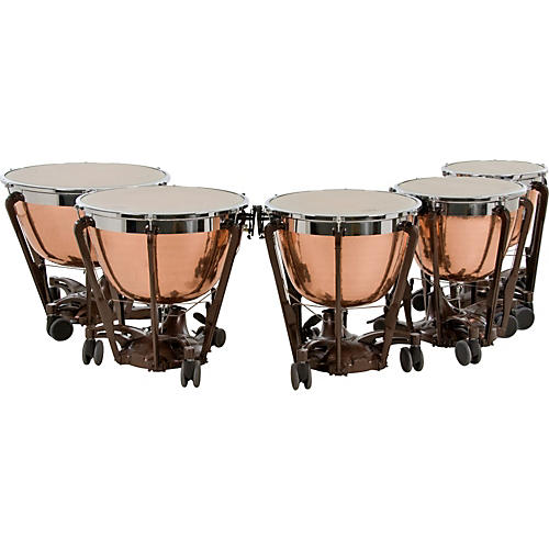 Adams Professional Series Generation II Hammered Cambered Copper Timpani-thumbnail