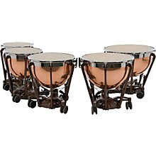 Adams Professional Series Generation II Hammered Copper Timpani, Set of 5