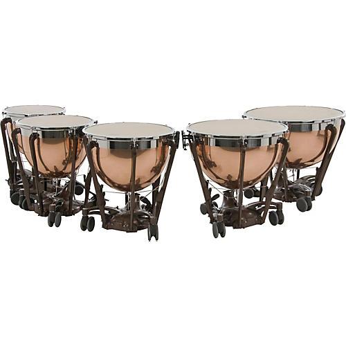 Adams Professional Series Generation II Polished Copper Timpani-thumbnail
