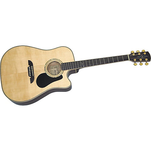 Alvarez Professional Series PD80SC Dreadnought Acoustic-Electric Cutaway-thumbnail