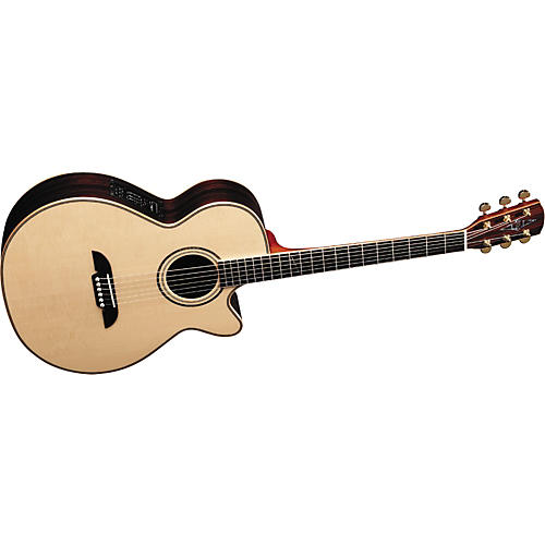 Alvarez Professional Series PF90SC Folk Acoustic-Electric Cutaway-thumbnail
