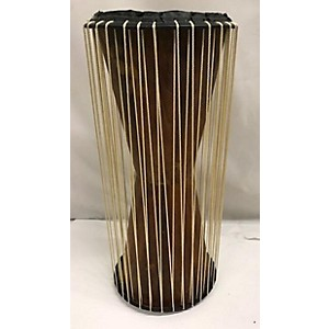 Pre-owned Overseas Connection Professional Talking Drum Hand Drum by Overseas Connection