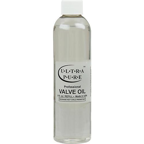 Ultra-Pure Professional Valve Oil Refill 8 Oz