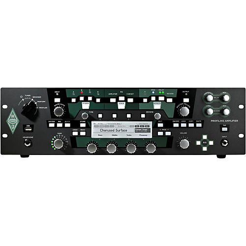 Kemper Profiler Rack Rackmount Guitar Amplifier-thumbnail