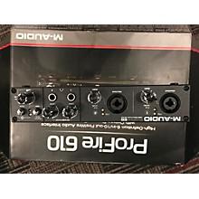 M-Audio Profire610 Audio Interface