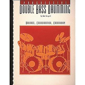 Hal Leonard Progressive Double Bass Drumming Volume 1