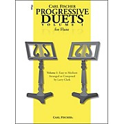 Carl Fischer Progressive Duets, Volume 1: Easy To Medium