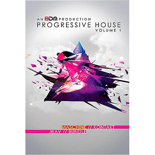 8DM Progressive House Vol 1 Maschine EXP Pack-thumbnail