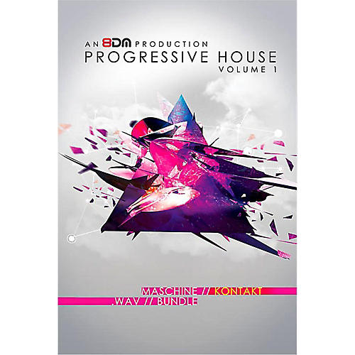 8DM Progressive House Vol 1 for Kontakt
