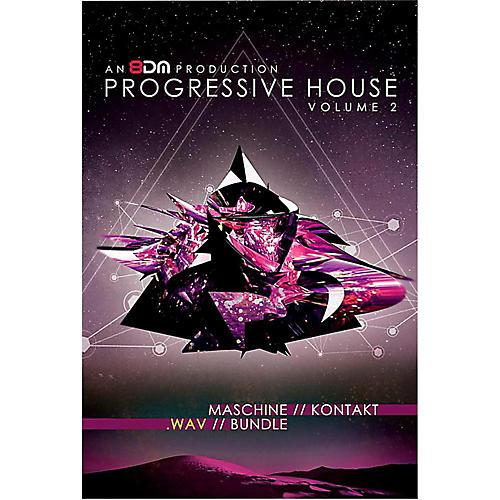 8DM Progressive House Vol 2 Wav-Pack Software Download-thumbnail