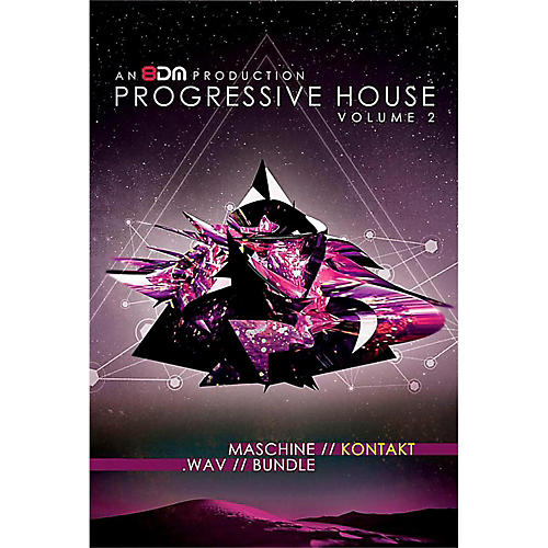 8DM Progressive House Vol 2 for Kontakt Software Download