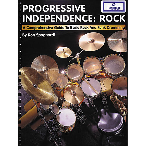 Hal Leonard Progressive Independence Rock Book/CD-thumbnail