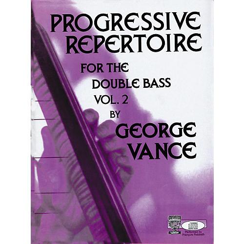 Carl Fischer Progressive Repertoire For the Double Bass Volume 2-thumbnail