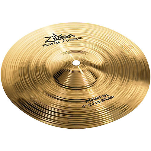 Zildjian Project 391 Limited Edition Splash Cymbal