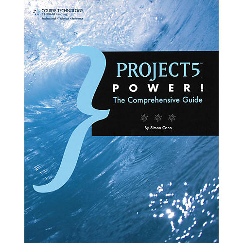Cengage Learning Project5 Power! - The Comprehensive Guide (Book)-thumbnail