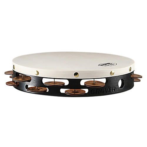 Grover Pro Projection-Plus Double-Row Phosphor Bronze Tambourine-thumbnail