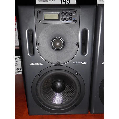 Alesis Prolinear 720DSP Powered Monitor-thumbnail