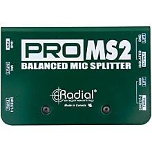 Radial Engineering PromS2 Passive Microphone Splitter