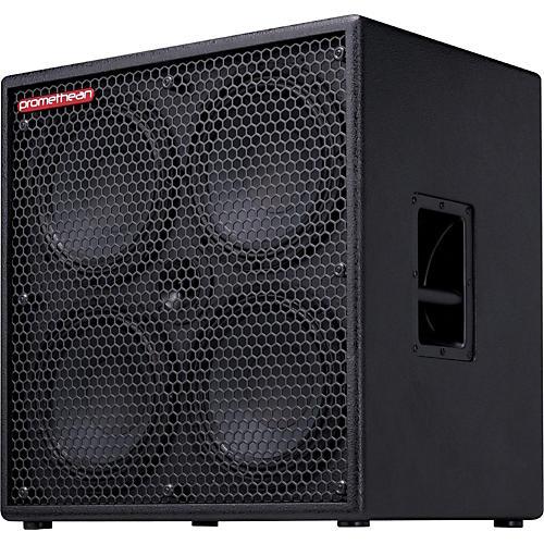 Ibanez Promethean P410C 1000W 4x10 Bass Speaker Cabinet-thumbnail