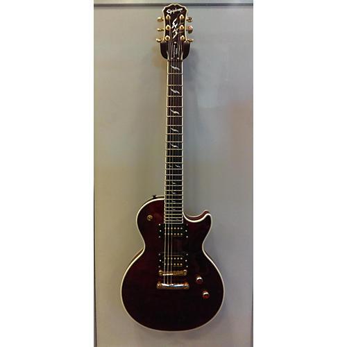 Epiphone Prophecy Les Paul Custom Plus EX/GX Solid Body Electric Guitar