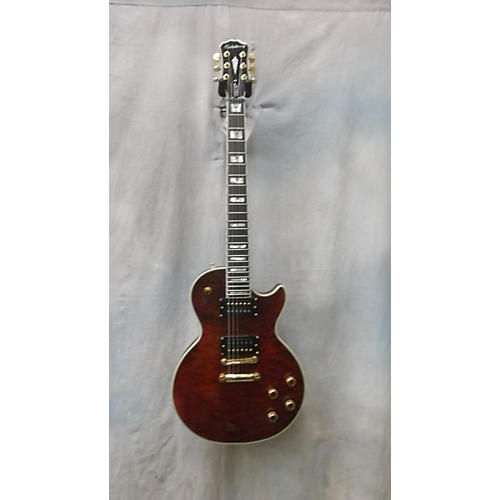 Epiphone Prophecy Les Paul Custom Plus Solid Body Electric Guitar-thumbnail