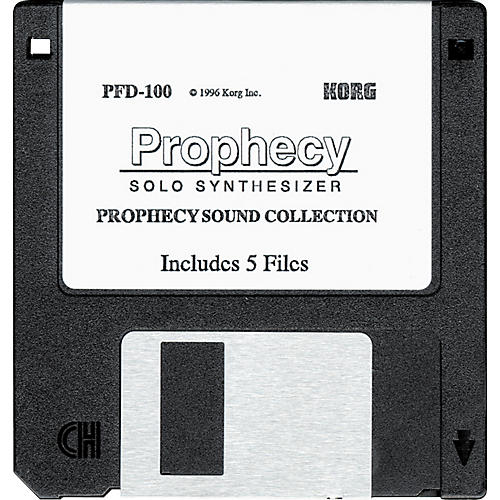 Korg Prophecy Sound Collection