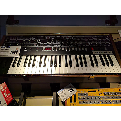 Dave Smith Instruments Prophet 6 Synthesizer
