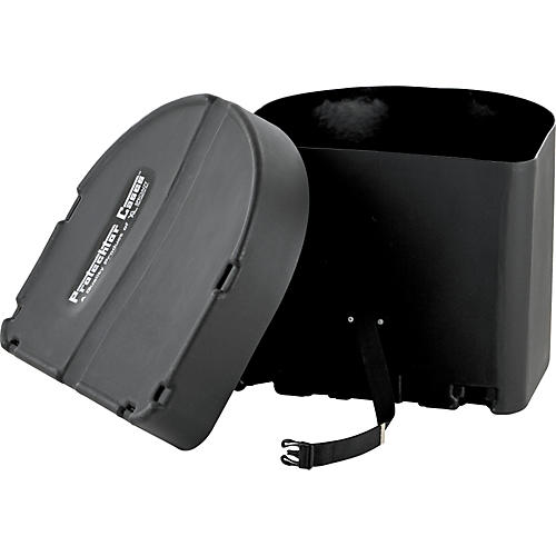 Protechtor Cases Protechtor Classic Bass Drum Case 24 x 14 in. Black-thumbnail