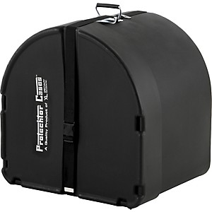 Protechtor Cases Protechtor Classic Bass Drum Case, Foam-lined by Protechtor Cases
