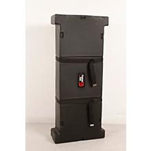 Protechtor Cases Protechtor Classic Drum Rack Case Level 2 Black 888366074794