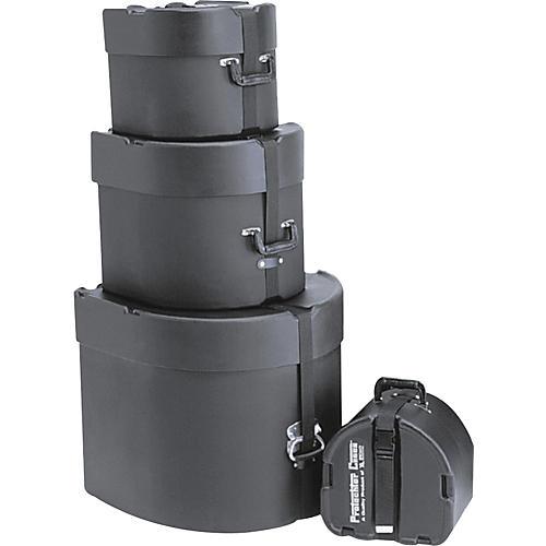 Protechtor Cases Protechtor Classic Tom Case 8 x 7 in. Black