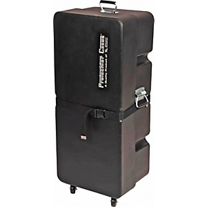 Protechtor Cases Protechtor Classic Upright Accessory Case with Wheels by Protechtor Cases