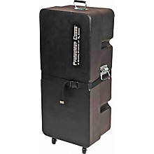 Protechtor Cases Protechtor Classic Upright Accessory Case with Wheels Level 1 Black
