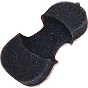 AcoustaGrip Protege Charcoal Shoulder Rest