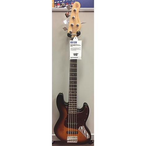 Ken Smith Proto J 5 Electric Bass Guitar 3 Color Sunburst