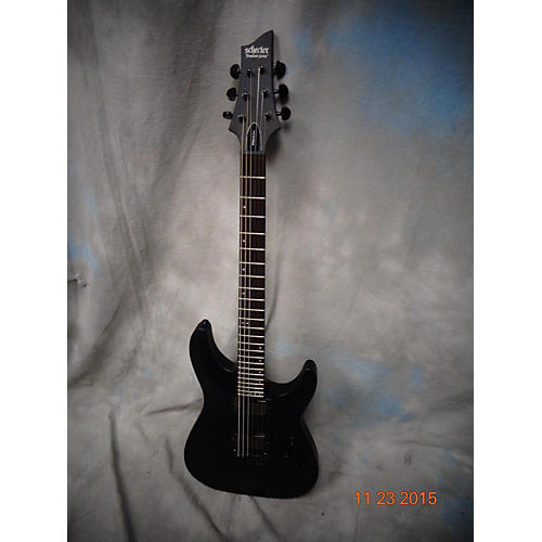 Schecter Guitar Research Prototype Stealth C-1 Solid Body Electric Guitar-thumbnail