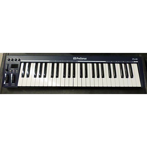 Presonus Ps49 Keyboard Workstation