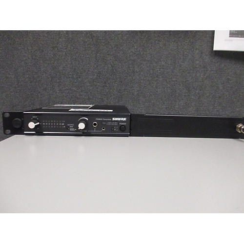 used shure psm600 in ear wireless system guitar center. Black Bedroom Furniture Sets. Home Design Ideas