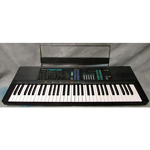 Yamaha Psr-36 Portable Keyboard-thumbnail